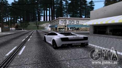 New Roads v2.0 pour GTA San Andreas onzième écran
