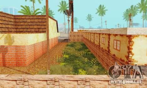 La nouvelle texture de pizzerias et les services pour GTA San Andreas onzième écran