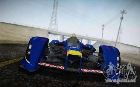 GT Red Bull X10 Sebastian Vettel pour GTA San Andreas