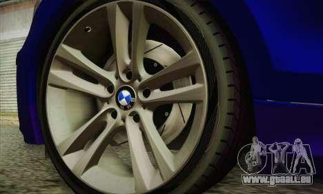 BMW 120i SE Carabinieri pour GTA San Andreas vue de droite