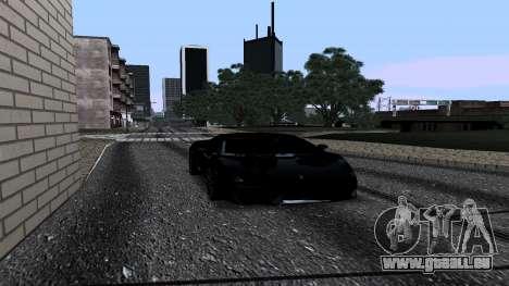 New Roads v2.0 pour GTA San Andreas quatrième écran