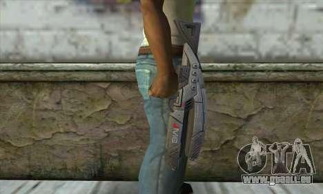 Avenger für GTA San Andreas dritten Screenshot