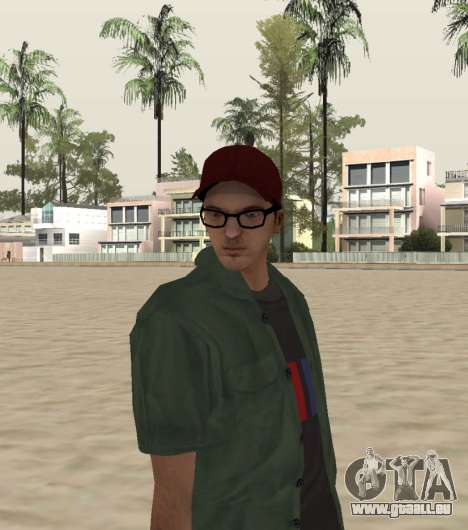 New Zero für GTA San Andreas dritten Screenshot