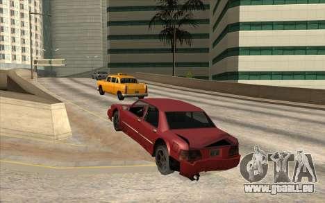 CLEO Fix Wheels pour GTA San Andreas troisième écran
