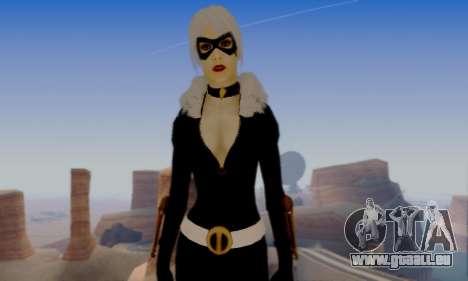 Catwoman pour GTA San Andreas sixième écran
