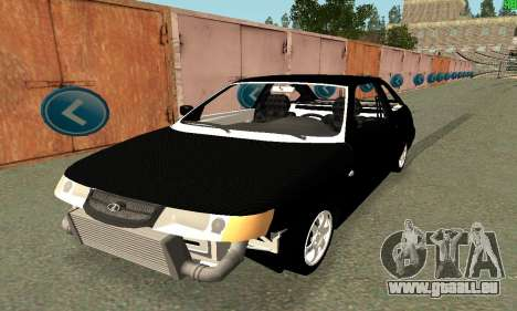 VAZ-21123 TURBO-Charge pour GTA San Andreas