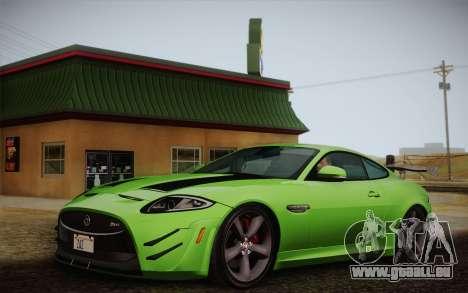 Jaguar XKR-S GT 2013 für GTA San Andreas