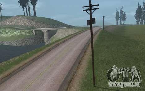 RoSA Project v1.3 Countryside pour GTA San Andreas douzième écran