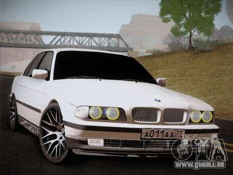 BMW 730d E38 1999 für GTA San Andreas