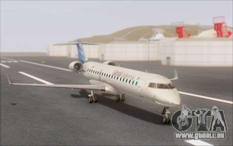 Garuda Indonesia Bombardier CRJ-700 für GTA San Andreas
