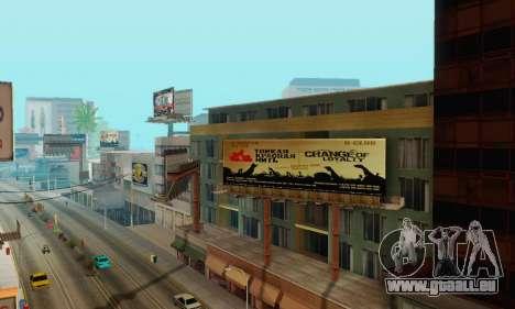 Alternative Quartal für GTA San Andreas zweiten Screenshot