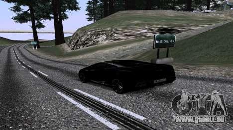 New Roads v2.0 für GTA San Andreas sechsten Screenshot