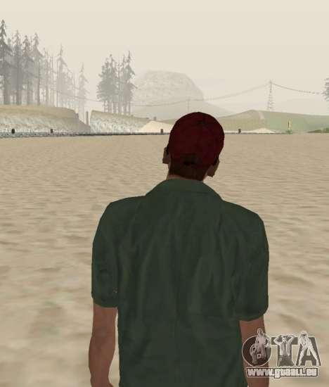 New Zero für GTA San Andreas her Screenshot