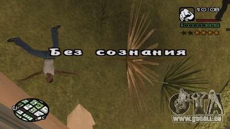 Nouvelle police V.3 pour GTA San Andreas pour GTA San Andreas quatrième écran