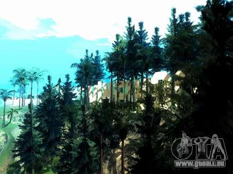 New Vinewood Realistic pour GTA San Andreas deuxième écran