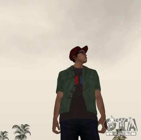New Zero für GTA San Andreas fünften Screenshot