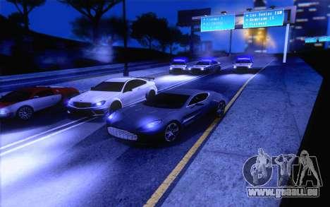ENBS V4 pour GTA San Andreas sixième écran