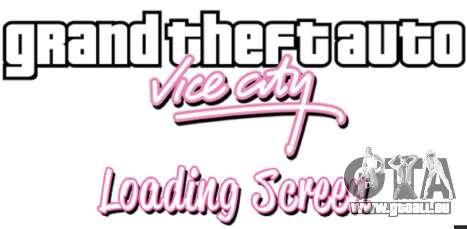 GTA 5 Boot-screens GTA Vice City