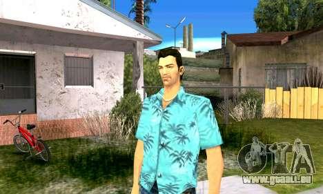 Le son de GTA IV quand la mission est terminée pour GTA Vice City