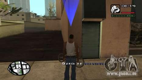 Nouvelle police V.3 pour GTA San Andreas pour GTA San Andreas septième écran