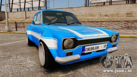 Ford Escort MK1 FnF Edition für GTA 4