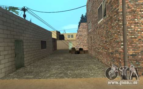 RoSA Project v1.3 Countryside pour GTA San Andreas dixième écran