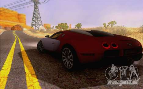 ENBS V4 pour GTA San Andreas quatrième écran