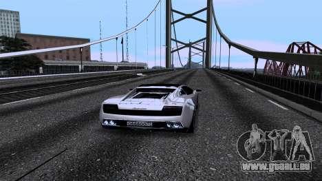 New Roads v2.0 pour GTA San Andreas huitième écran