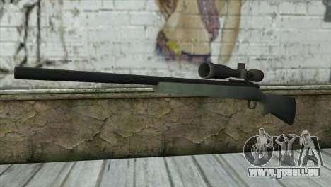 M40A1 Sniper Rifle pour GTA San Andreas
