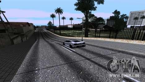 New Roads v2.0 pour GTA San Andreas douzième écran