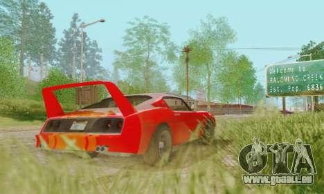 Imponte Phoenix из GTA 5 pour GTA San Andreas vue de droite