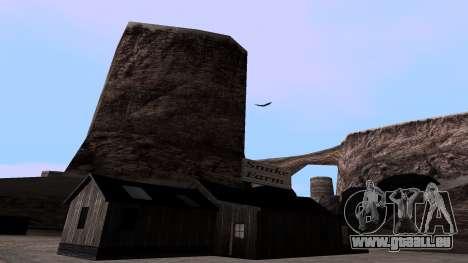 Mis à jour serpent ferme pour GTA San Andreas
