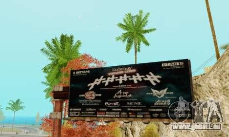 Alternative Quartal für GTA San Andreas her Screenshot