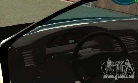 VAZ-21123 TURBO-Charge pour GTA San Andreas vue de côté