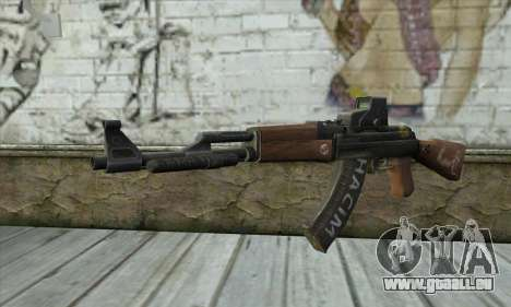 Point Blank AK47 Elite pour GTA San Andreas