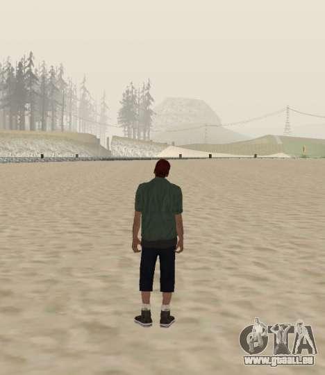 New Zero für GTA San Andreas zweiten Screenshot