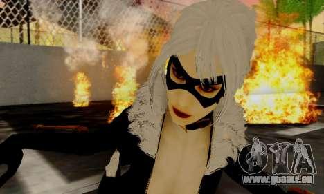 Catwoman pour GTA San Andreas quatrième écran