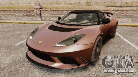 Lotus Evora GTE Mansory für GTA 4