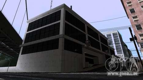 De nouvelles textures SFPD pour GTA San Andreas deuxième écran