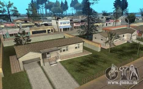 RoSA Project v1.3 Countryside pour GTA San Andreas sixième écran