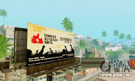 Alternative Quartal für GTA San Andreas