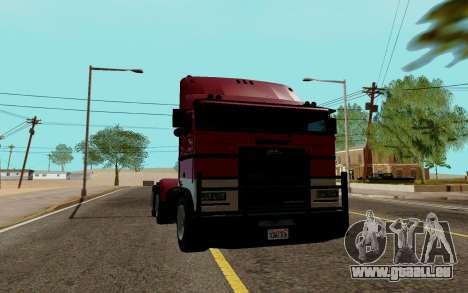 JoBuilt Transporteur Fixet из GTA 5 pour GTA San Andreas