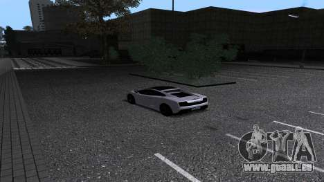 New Roads v2.0 pour GTA San Andreas