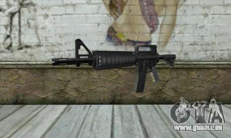 M4A1 für GTA San Andreas