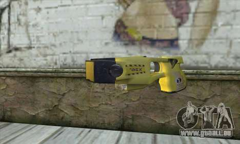 Taser Gun pour GTA San Andreas