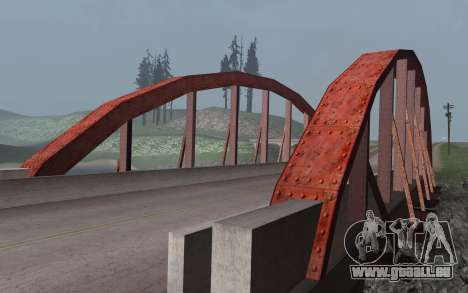 RoSA Project v1.3 Countryside für GTA San Andreas elften Screenshot
