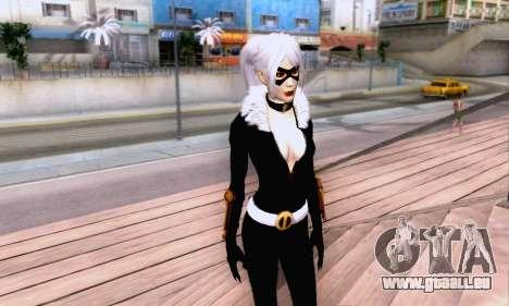 Catwoman pour GTA San Andreas
