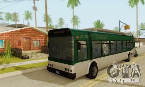 Autobus de transport en commun из GTA 5 pour GTA San Andreas