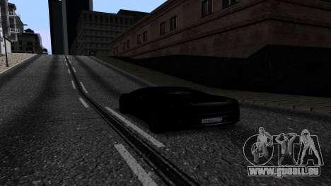New Roads v2.0 pour GTA San Andreas troisième écran