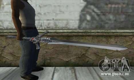 DMC 4 Rebelion pour GTA San Andreas troisième écran